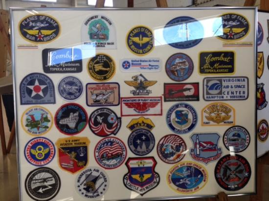 Urbana, OH: Squadron Patches