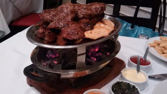 Restaurante Cuarto Y Mitad - hemos probado el restaurante teckel ...