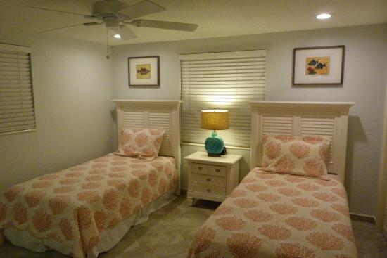 The Casa Blanca: guest room