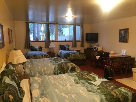 The Innsbruck Lodge: Room