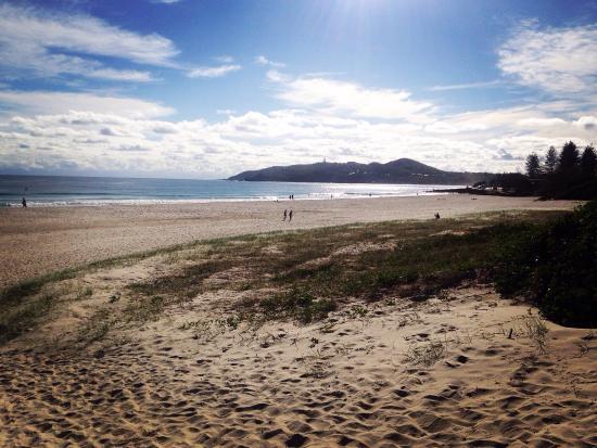 Backpackers Inn on the Beach at Byron Bay照片