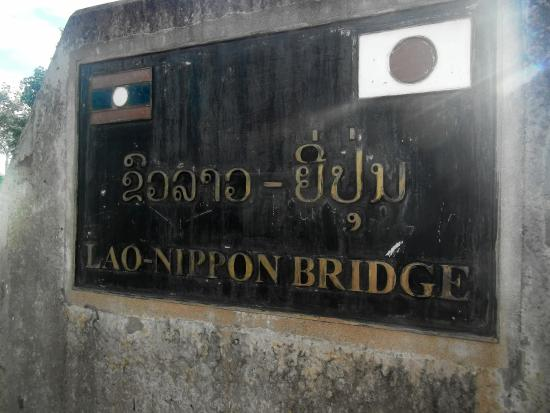 Lao Nippon Bridge