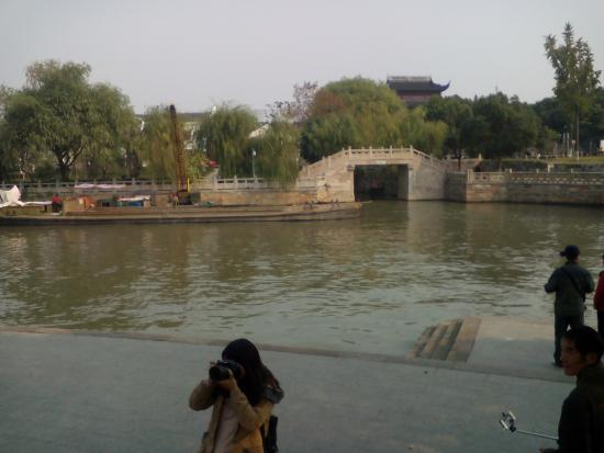 Suzhou Park : 公園です