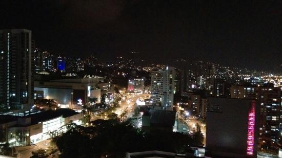 Affinity Aparta Hotel: Lovely view!