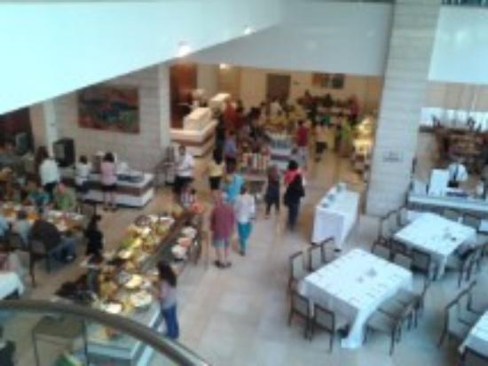 Grand Court Hotel: Restaurante do hotel !