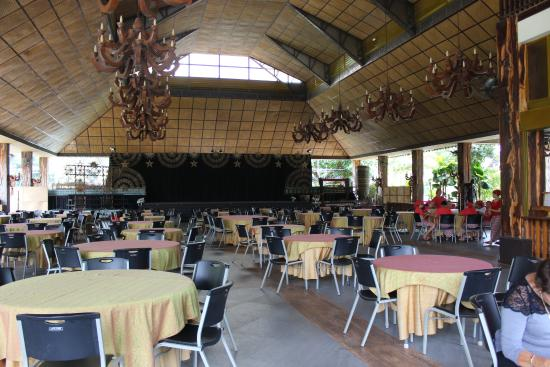 Reception Hall Picture Of Villa Escudero Tiaong
