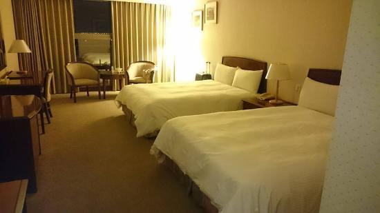 Kavalan Hotel : 乾淨舒適的客房