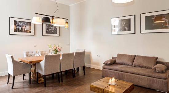 5 sterne halt foto di arabel design apartments for Designhotel oldenburg