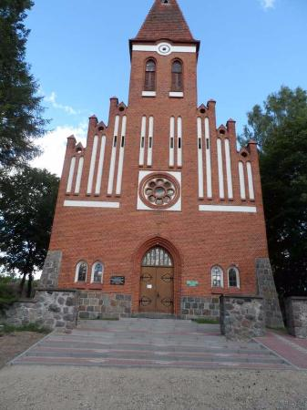 Church in Orzechowo