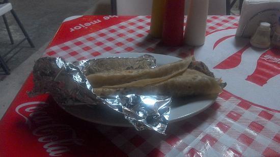 A la Turca Kebab
