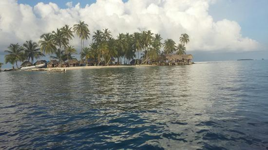 Cabanas Carti: Isla iguana, kuna yala