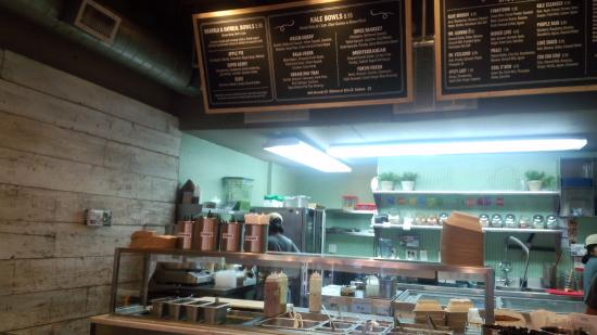 Photo of Restaurant The Juice Shop Chelsea at 688 Avenue Of The Americas, New York City, NY 10010, United States