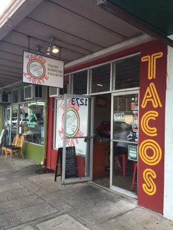 Tacos Zarate - Zaratez Mexicatessen
