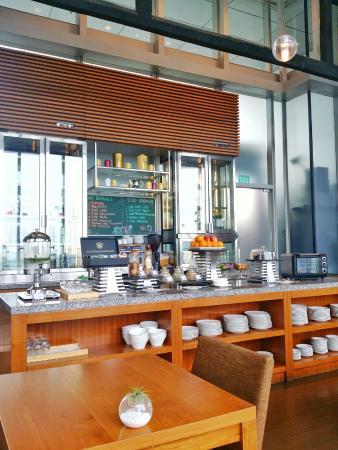Oasia Hotel Novena Singapore By Far East Hospitality Living Room