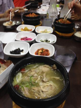 Gayageum Korean Restaurant
