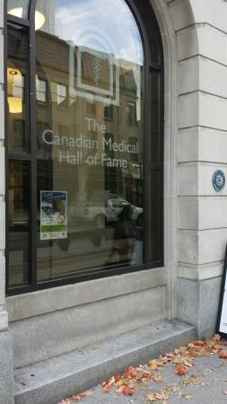 ‪Canadian Medical Hall of Fame‬
