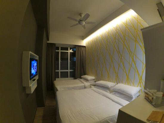Genting Hotel Room