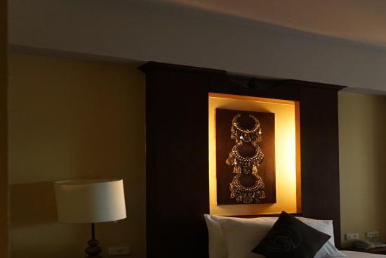 Golden Sea Pattaya Hotel: kamer