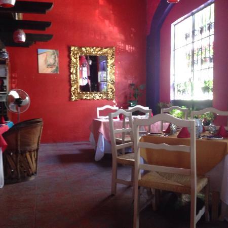 picture of casa tradicional cocina mexicana