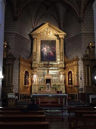 3 Iglesia de Santo Tome-The Church - Picture of Iglesia de ...
