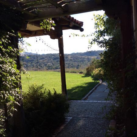 The Casitas of Arroyo Grande: Back grounds