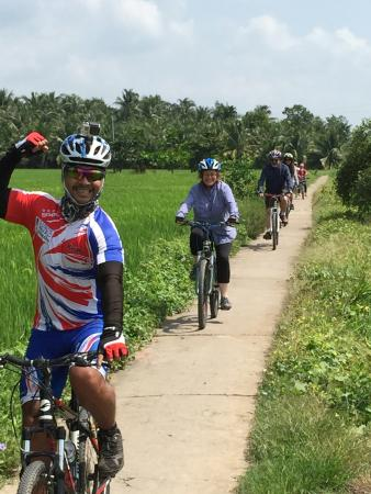 Vietnam Adventure Cycling