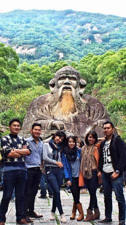 Lao Zi Statue: ;)