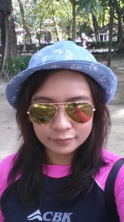 The Elements Krabi Resort : Me!!