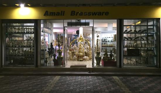 Amali Brassware
