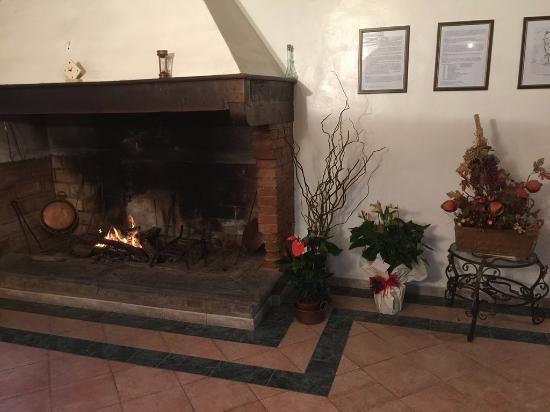 Montespertoli, İtalya: Atmosfera I' Bacco Toscano