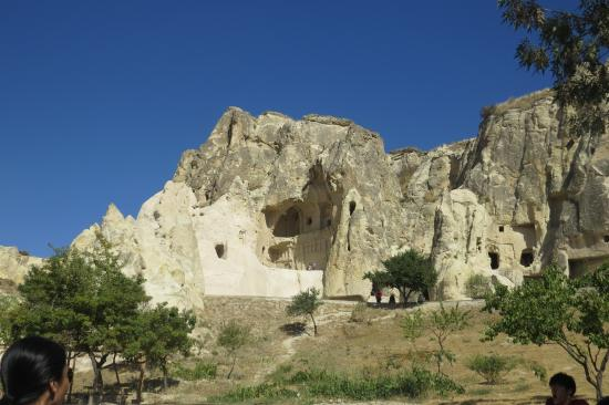 Imposing Churches - Picture of Goreme Acikhava Muzesi ...