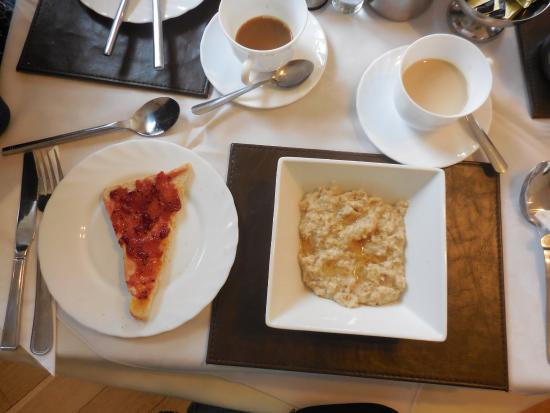 Kilkerran Guest House: English Breakfast 2