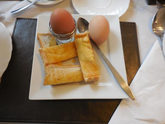 Kilkerran Guest House: English Breakfast3