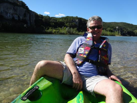 Monte Arena : A very relaxing day at Pont du Gard