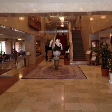 Hotel Marital Sosei: 東館エントランス