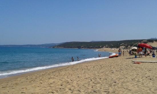 Agriturismo Gragonti: spiaggia