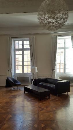 Residence Hotel de Bressac: Notre chambre