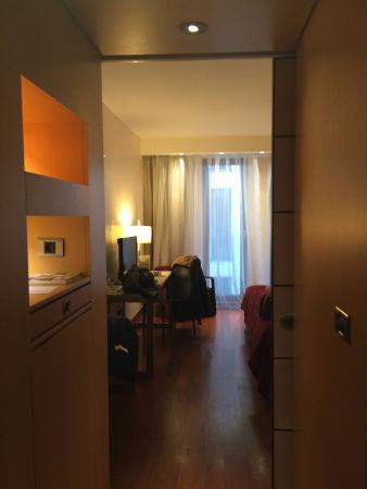 Eurostars Budapest Center Hotel: Habitación