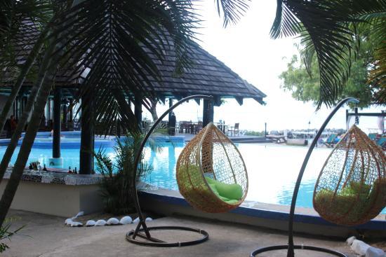 Anchorage Beach Resort Pool And Bar
