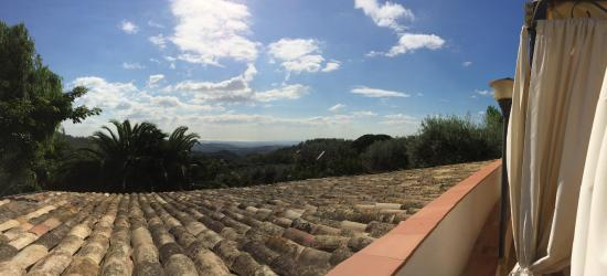 Vecchia Masseria: View from one of the terraces