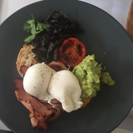 Cafe Brougham St Eltham