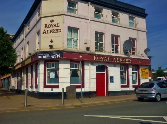 Royal Alfred Hotel St Helens