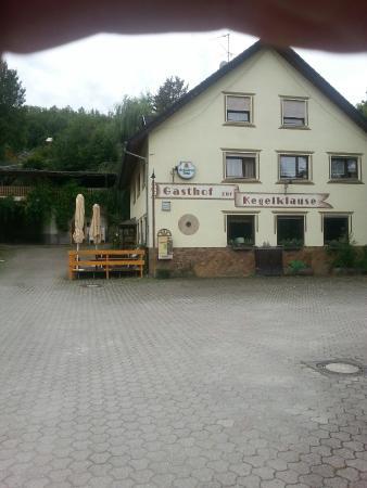 Krautheim, Niemcy: Gaststätte Kegelklause