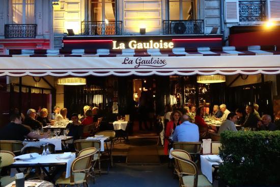 Restaurant La Gauloise Paris