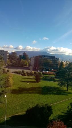 ibis budget Geneva : Вид из номера