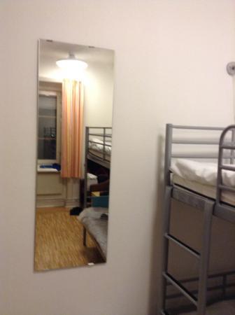 Birka Hostel: Номер
