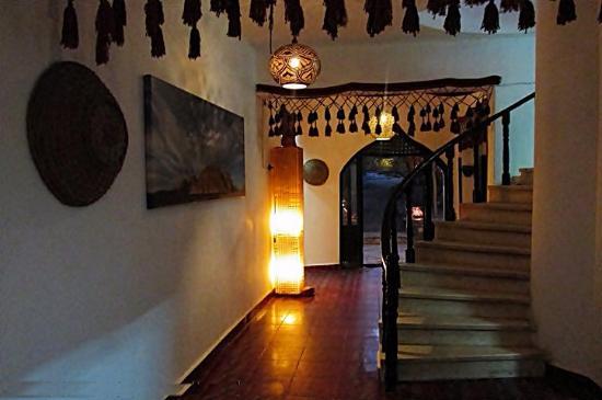 The Bedouin Moon Hotel: Lobby
