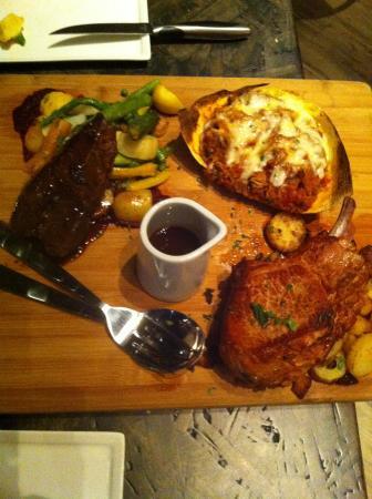 Restaurant le Plateau