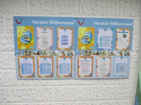 Mitwitz, Allemagne : Das Kinderprogramm