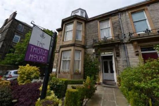 The Thistle House